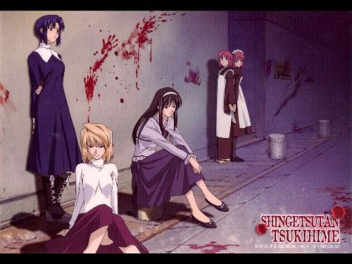 Shingetsutan Tsukihime смотреть онлайн