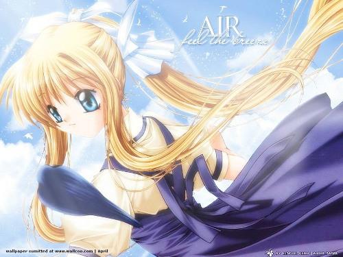 Аниме Air смотреть онлайн