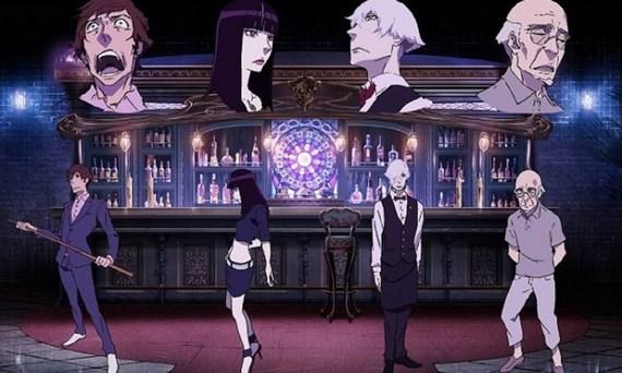 Death Parade аниме