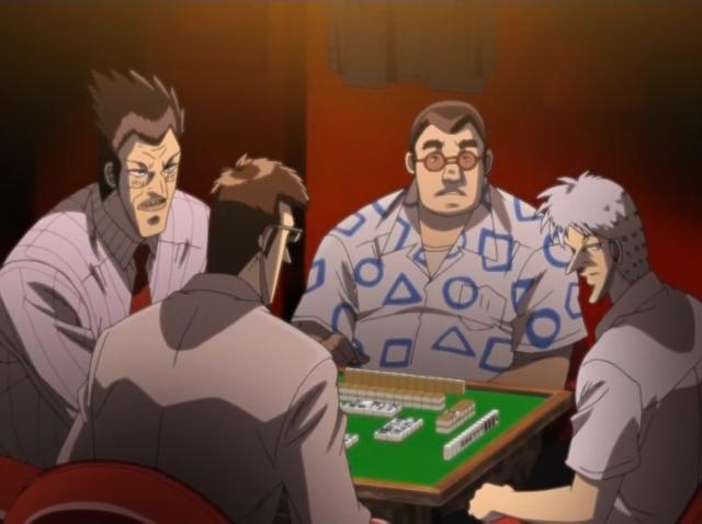 Акаги и азиатские азартные игры