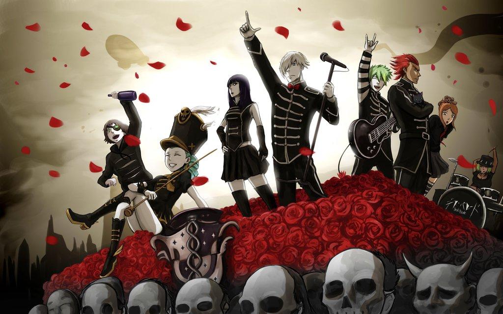 Death Parade – парад смерти